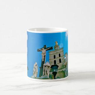 Avignon Cathedral Coffee Mug