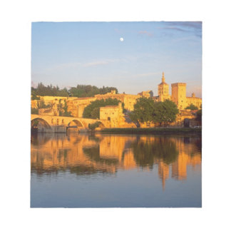 Avignon, Vaucluse, Provence, France, Rhone Notepad
