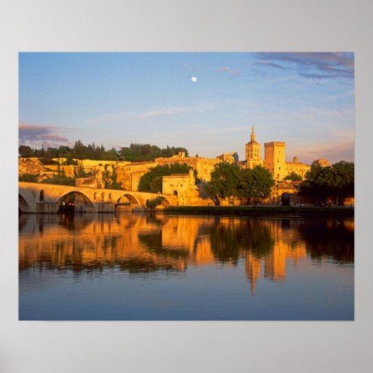 Avignon, Vaucluse, Provence, France, Rhone Poster