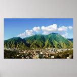 Avila National Park, Caracas, Venezuela -16:9 - Poster