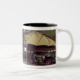 Avion III, The Bat, 1897 Two-Tone Coffee Mug