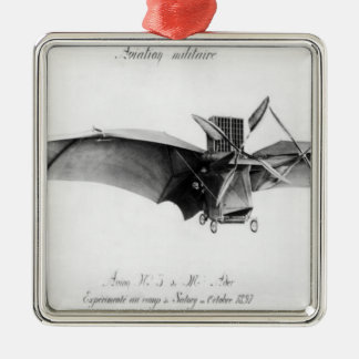 Avion III, 'The Bat' Christmas Ornament