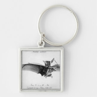 Avion III, 'The Bat' Key Ring