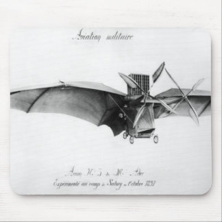 Avion III, 'The Bat' Mouse Mat