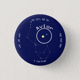 Avior Epsilon Carinae Star Pin
