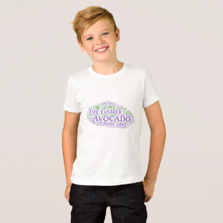 Avocado and The Gamer Youth T-Shirt