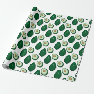 Avocado Drawing Wrapping Paper