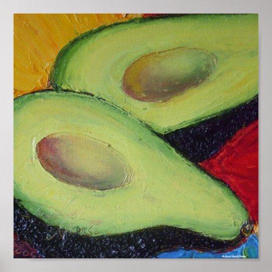 Avocado Fine Art Poster