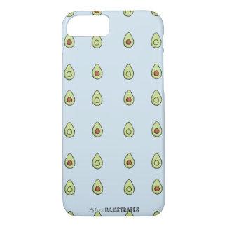 avocado iphone 6/6s case