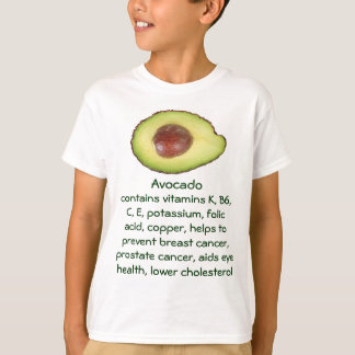 Avocado kids shirt