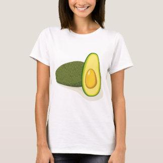 Avocado Ladies Baby Doll Shirt