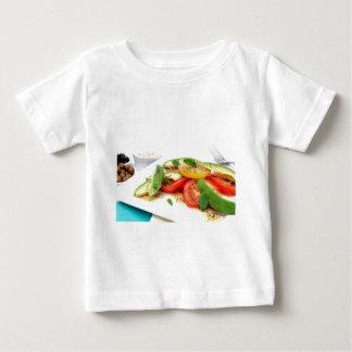 Avocado Salad And Olives Tshirt