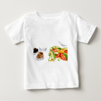 Avocado Salad And Olives T Shirts