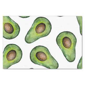Avocado Tissue Paper