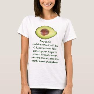 Avocado womens shirt