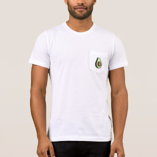Avocadon't Pocket T-Shirt