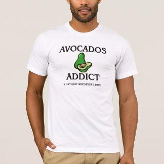 Avocados Addict T-Shirt