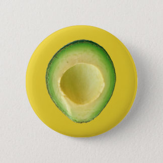 Avocados Rule! 4Amy 6 Cm Round Badge