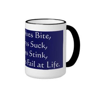 Avoid the Undead Mugs