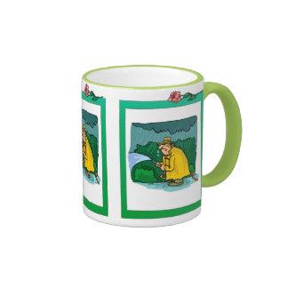Avoiding the hosepipe ban ringer mug