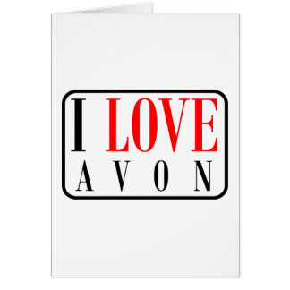 Avon, Alabama City Design Card