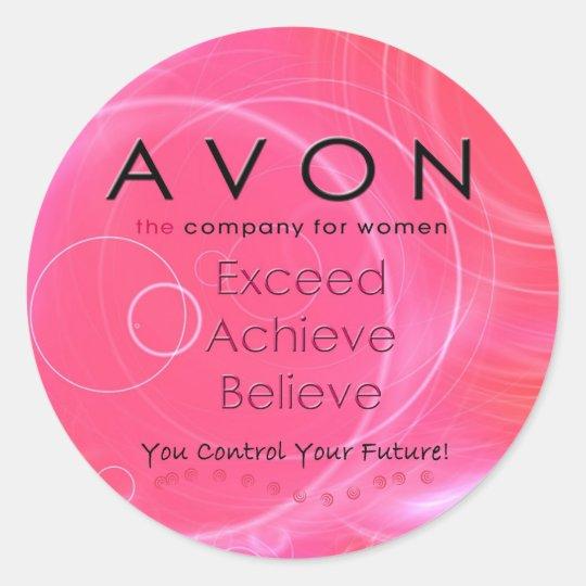 AVON Believe Sticker