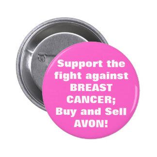 Avon Breast Cancer button