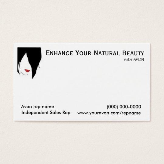 Avon Business Cards (Beauty)