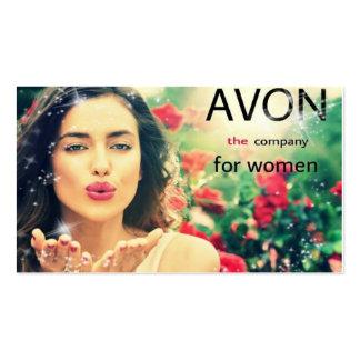 AVON., calling card Business Card Templates