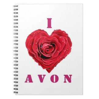 AVON Notebook
