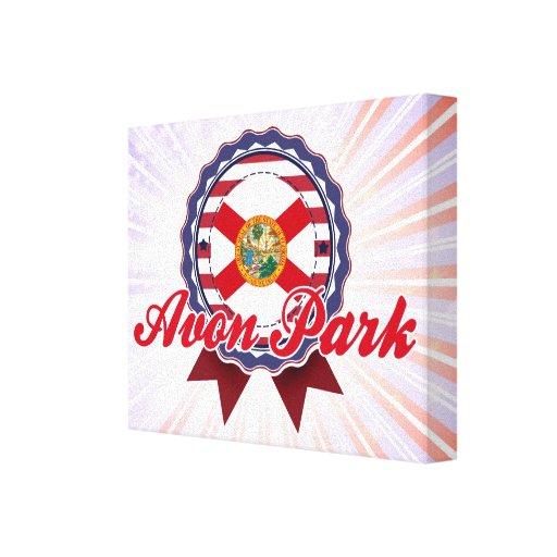 Avon Park, FL Canvas Print