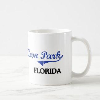 Avon Park Florida City Classic Basic White Mug
