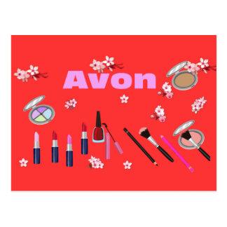 Avon Postcard