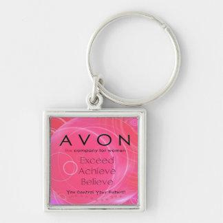 AVON Quality Key Chain