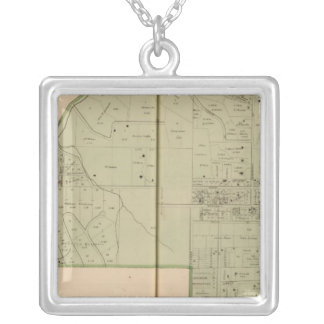 Avondale, Ohio Silver Plated Necklace