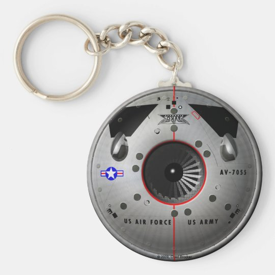 Avro Car Keychain