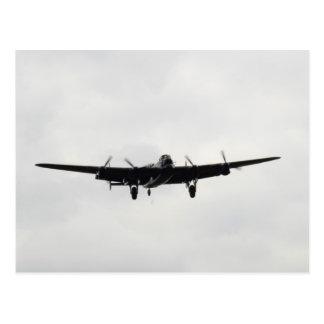 Avro Lancaster Heavy Bomber Postcard