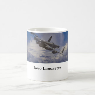 Avro Lancaster Magic Mug