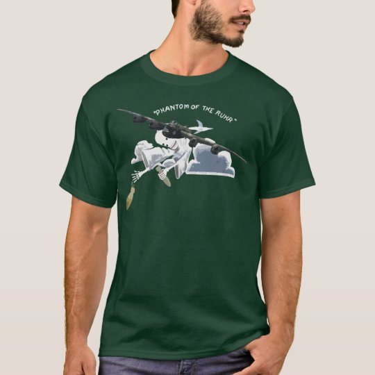 Avro Lancaster ''Phantom of The Ruhr'' T-Shirt