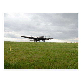Avro Lancaster Taxiing Post Cards