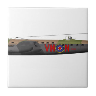 Avro Lancaster Tile