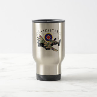 Avro Lancaster Travel Mug