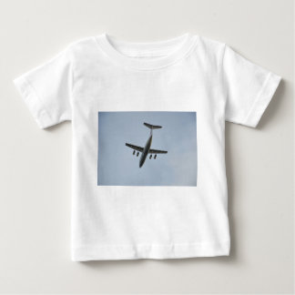 Avro RJ85 Jet In Flight Baby T-Shirt