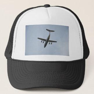 Avro RJ85 Jet In Flight Trucker Hat