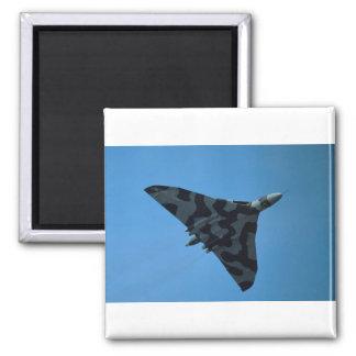 Avro Vulcan B2, XH-558 Square Magnet