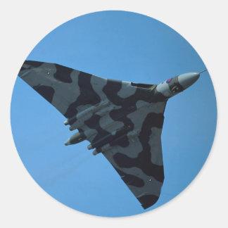 Avro Vulcan B2 XH-558 Stickers