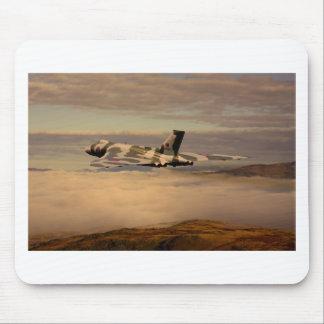Avro Vulcan Bomber XH558 Mouse Mat