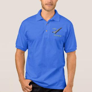 Avro Vulcan Collared Tee Shirt