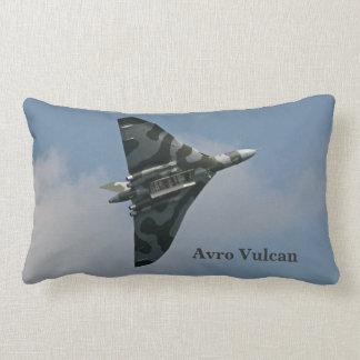 Avro Vulcan Delta Wing Bomber Lumbar Pillow