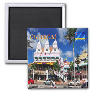 AW - Aruba - Oranjestad - Royal Plaza Magnet
